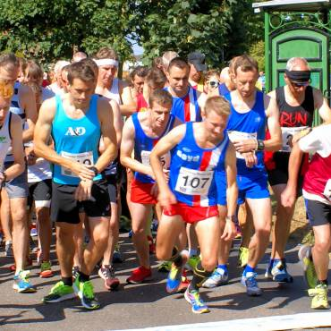 Romney Marsh 10k Race