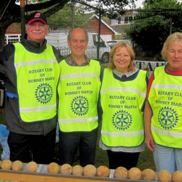 Fayre Game for Rotary Club
